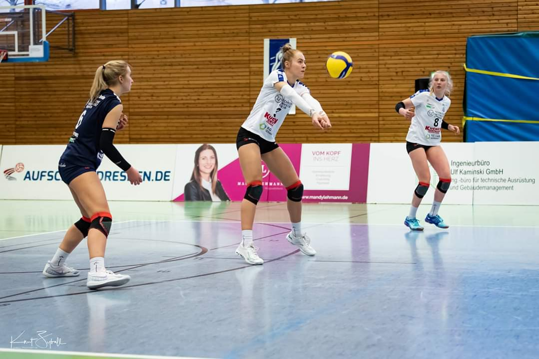Sportsponsoring VC Olympia Dresden Volleyball